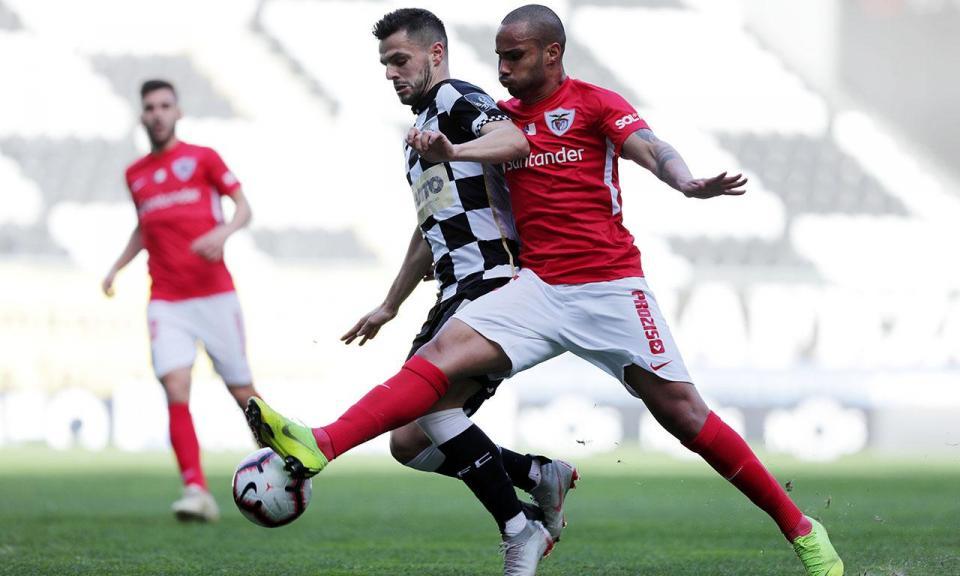 Boavista-Santa Clara, 1-0 (resultado final)