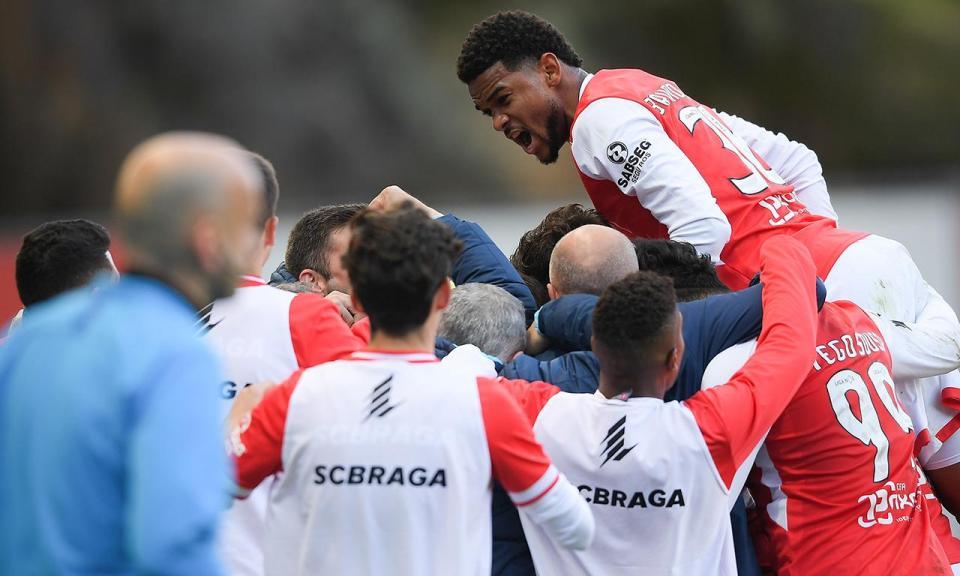 O salto que falta dar ao Sp. Braga