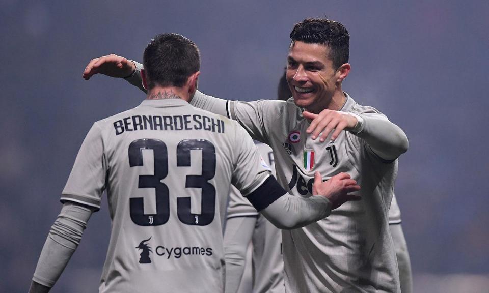 Ronaldo: desde 1993 que a Serie A não via algo assim