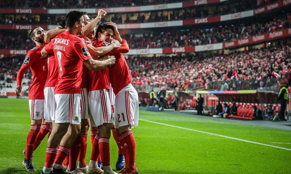 Benfica: três ausências de peso e uma surpresa nos convocados