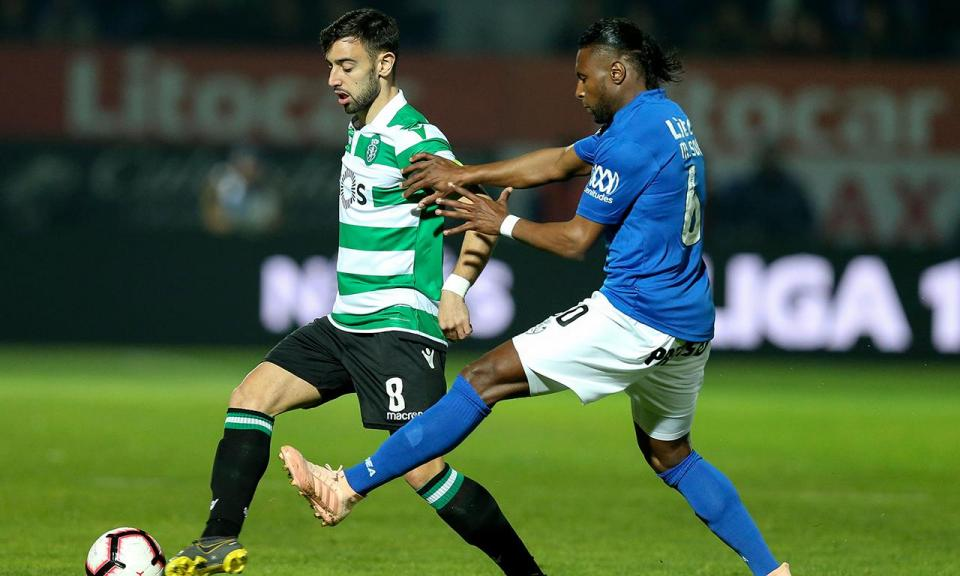 Feirense-Sporting, 1-3 (destaques)
