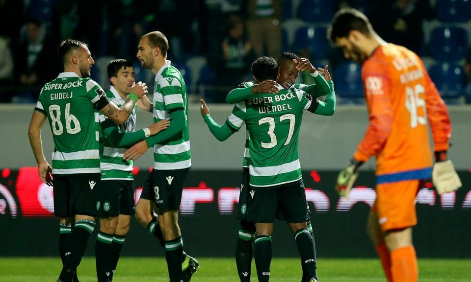 VÍDEO: o resumo do Feirense-Sporting
