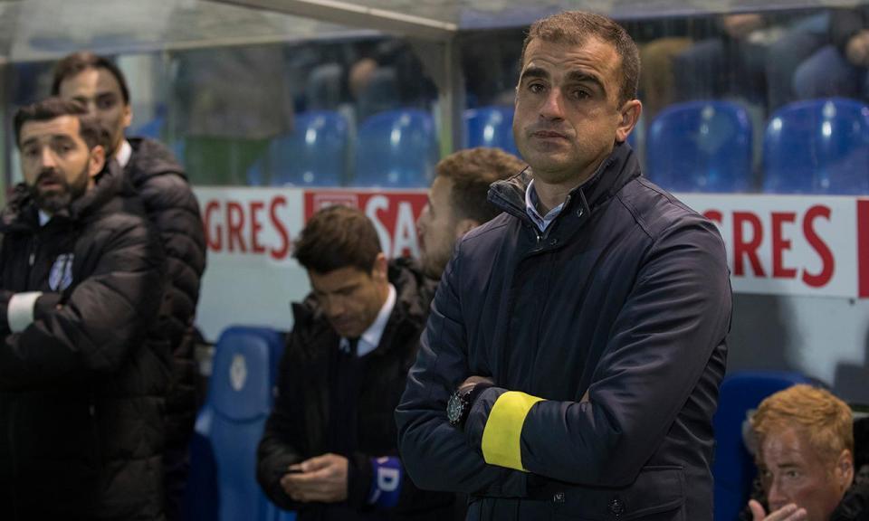 Filipe Martins: «Ninguém esperava o primeiro golo do Sporting»