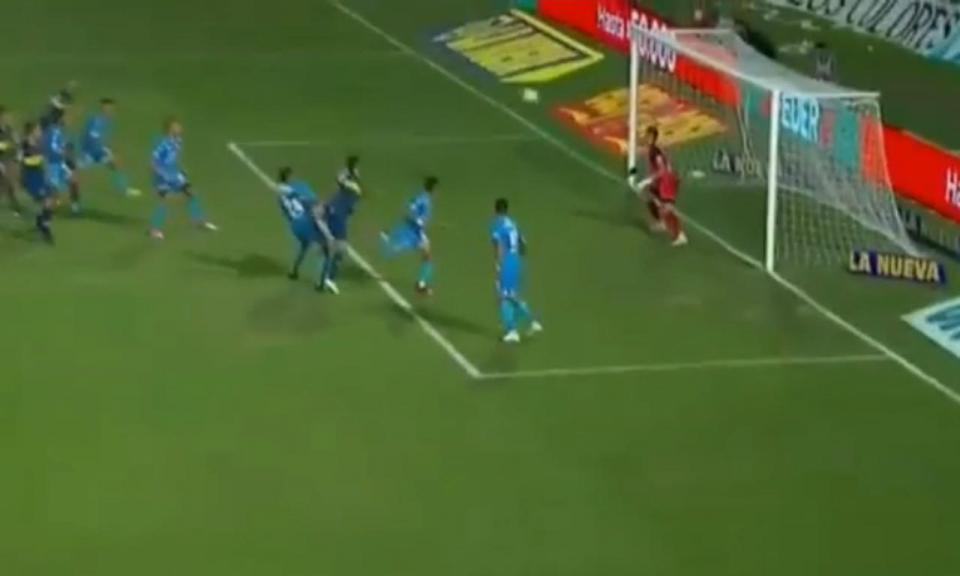VÍDEO: Lisandro López estreia-se a marcar pelo Boca Juniors