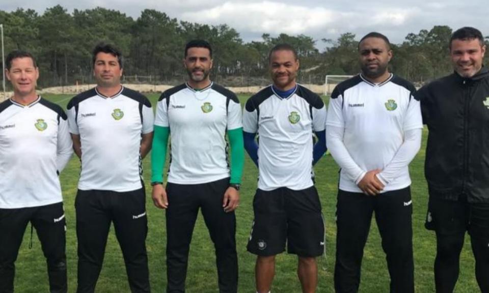 Vitória de Setúbal oficializa equipa técnica e confirma Jorge Andrade
