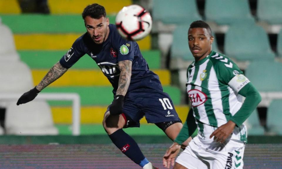 V. Setúbal-Belenenses, 0-0 (resultado final)