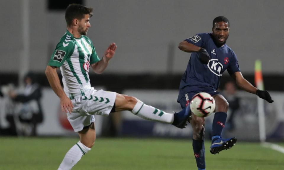 V. Setúbal-Belenenses, 0-0 (crónica)