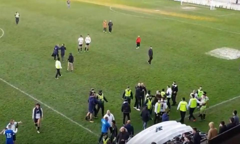 TAD confirma porta fechada ao FC Porto após agressão a GNR
