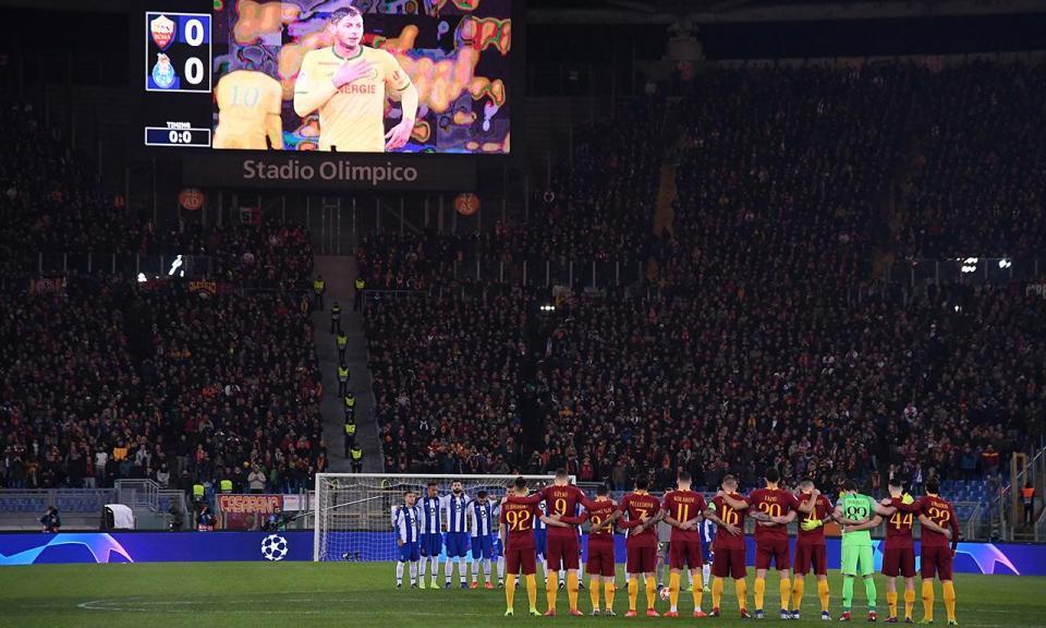 Sabe quem foi o melhor em campo no Roma-FC Porto?