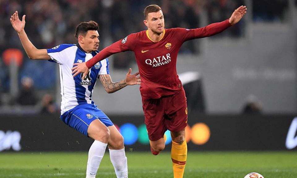 Itália: Dzeko mantém Roma firme na luta pela Champions