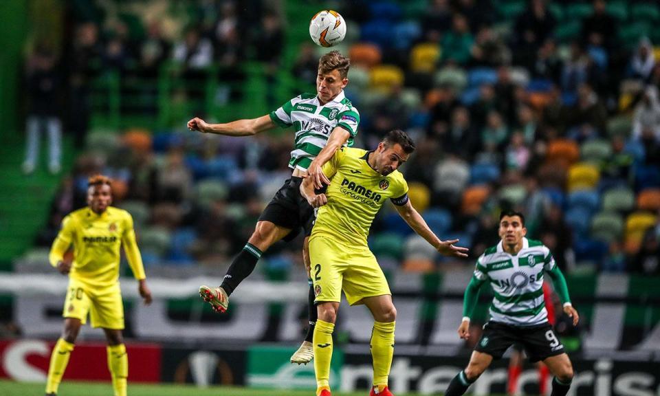 a39f2705e3 Mario Gaspar  «Temos de pensar em ganhar ao Sporting desde o início ...