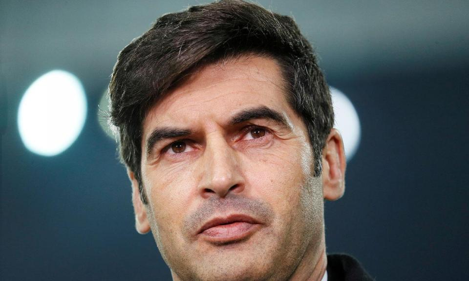 Paulo Fonseca: «Para mim não é suficiente ganhar»