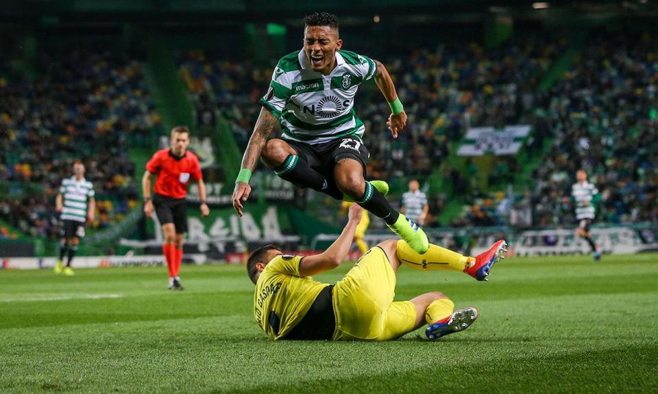 V. Guimarães desiste do pedido de insolvência da SAD do Sporting
