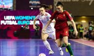 Futsal: Portugal-Espanha