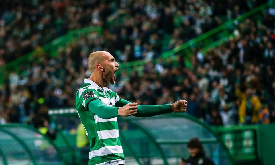 Sporting: Bas Dost continua no lote de lesionados
