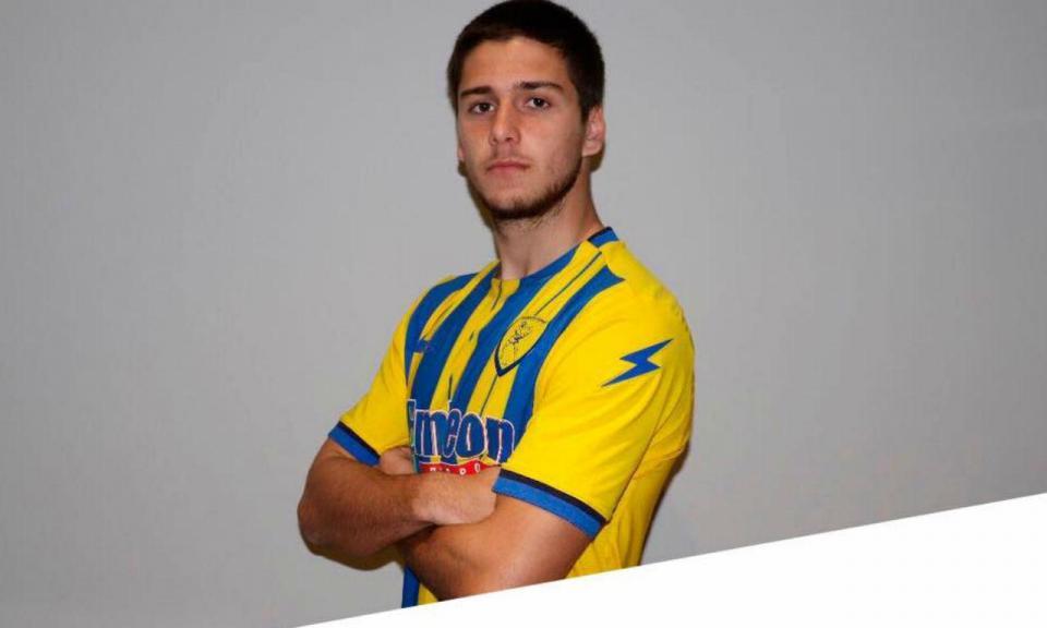 Vilafranquense empresta jovem de 19 anos a clube grego