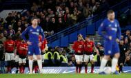 Taça de Inglaterra: as fotos do Chelsea-ManUnited