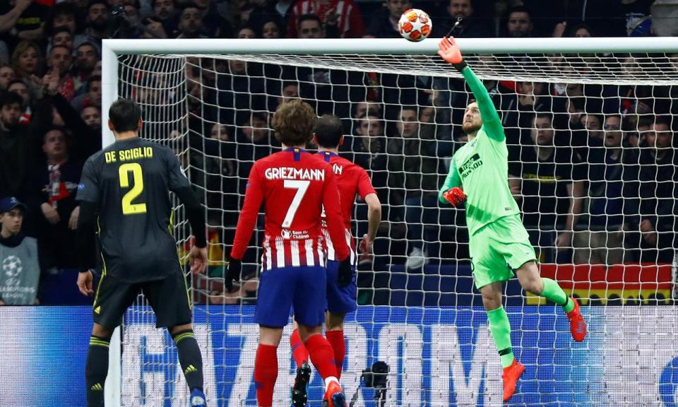 OFICIAL: Oblak renova pelo Atlético Madrid