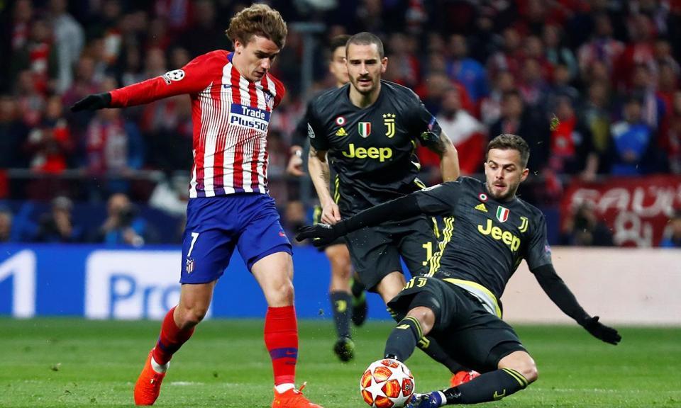 «Griezmann? Jogar no Atlético não é uma obrigação, mas sim um orgulho»