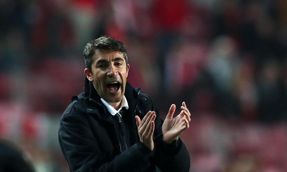 Lage: «Acabámos por oferecer o empate ao Belenenses»