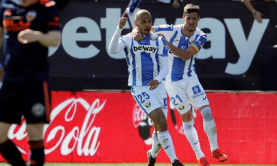 Levante do ex-FC Porto Campaña perde em casa do Leganés