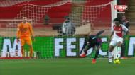 Gelson marca pelo 3.º jogo consecutivo e abre o marcador no Mónaco-Lyon