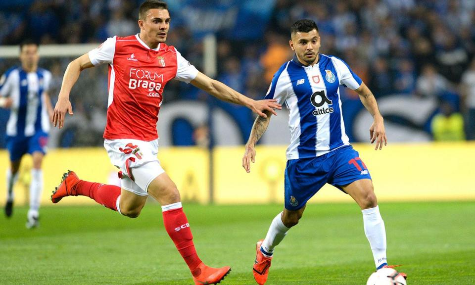 FC Porto: isto prova que Corona está num grande momento