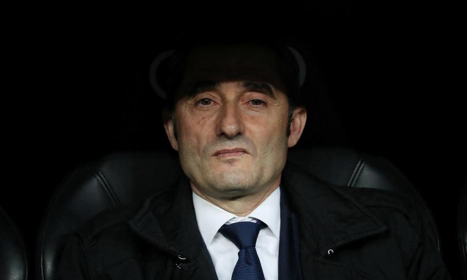Valverde: «A nossa ideia é ganhar e não pensar no 1-0 da primeira mão»