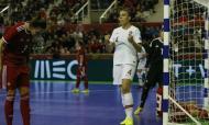 Carla Vanessa no Europeu de Futsal Feminino (foto FPF)