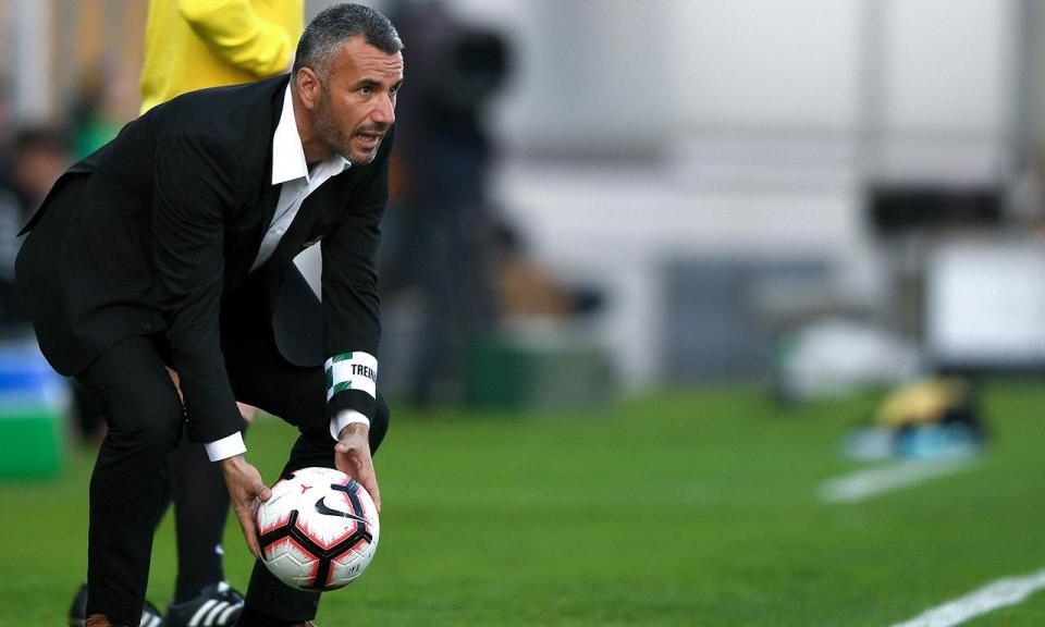Ivo Vieira: «Deixámos aqui pontos que nos podiam servir no futuro»