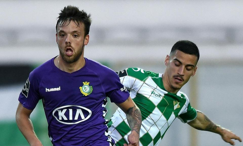 Moreirense-V. Setúbal, 1-1 (resultado final)