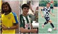 Tiago Pinto, André Sousa e Tomás Couto