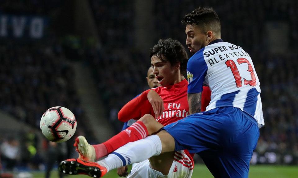 O FC Porto é um dia útil, o Benfica o mais otimista da semana