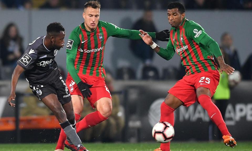 V. Guimarães-Marítimo, 1-0 (crónica)