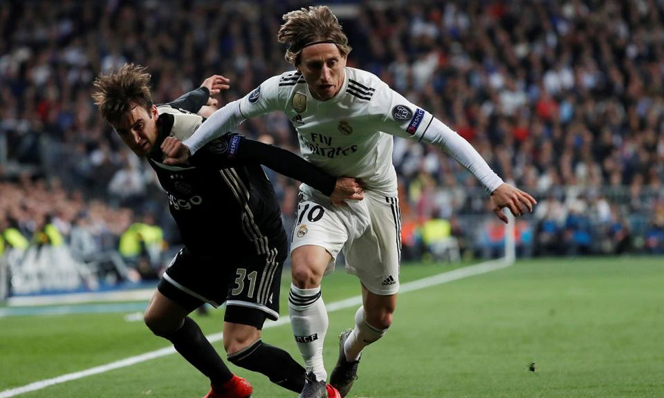 Modric fala da «semana mais difícil da carreira»