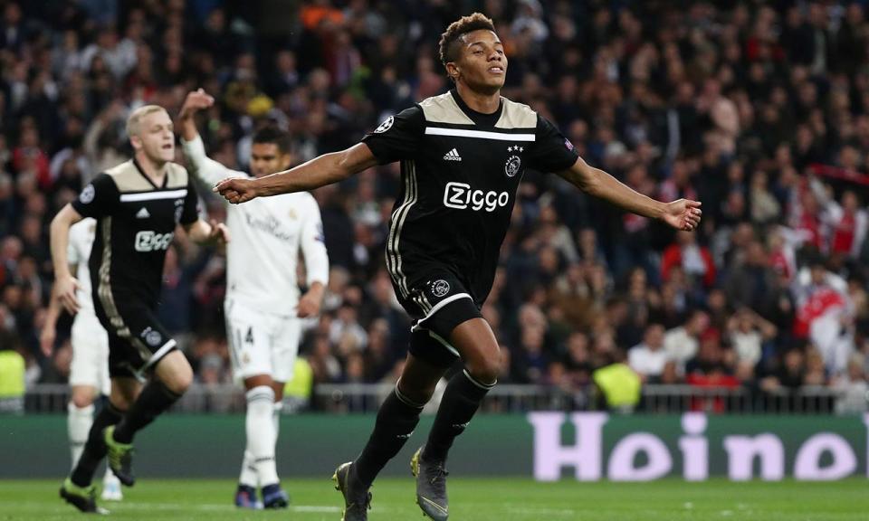 Neres antecipa Ajax-Juventus: «Vamos tentar fazer outro milagre»