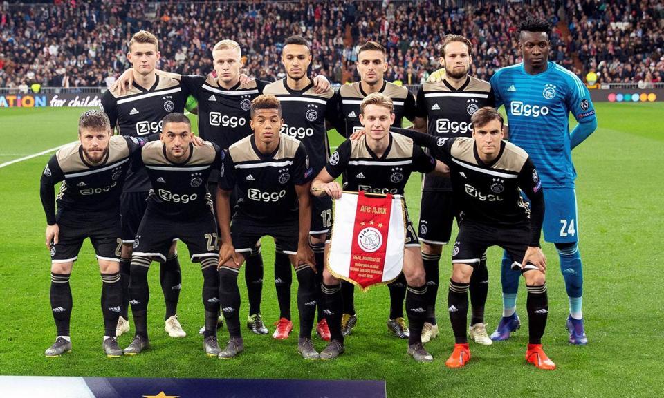 2b2cbb09050a3 OFICIAL  Ajax anuncia renovação com Onana