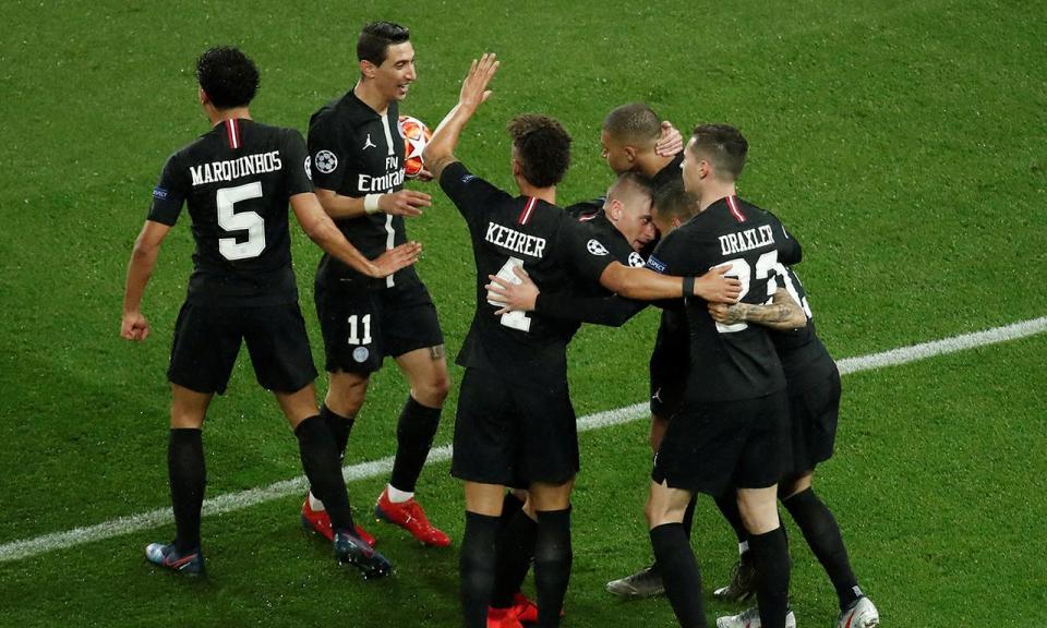 França: PSG despacha Dijon após eliminação na Liga dos Campeões