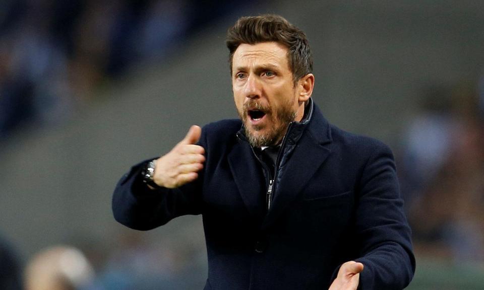 Itália: depois da Roma, Di Francesco vai treinar a Sampdoria