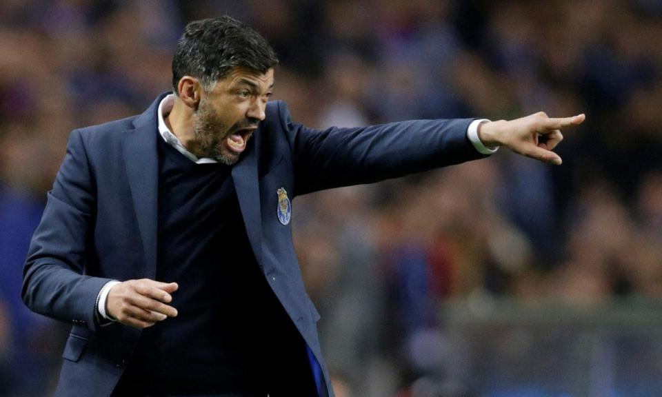 Conceição tem dois «jogos referência» para eliminar o Liverpool