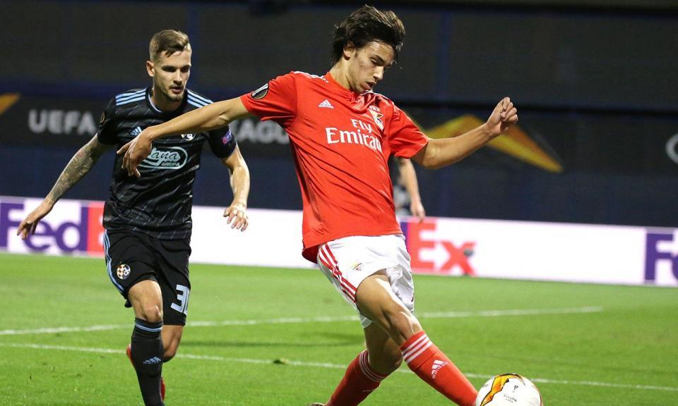 Benfica: maior posse de bola fora da era Lage foi inconsequente