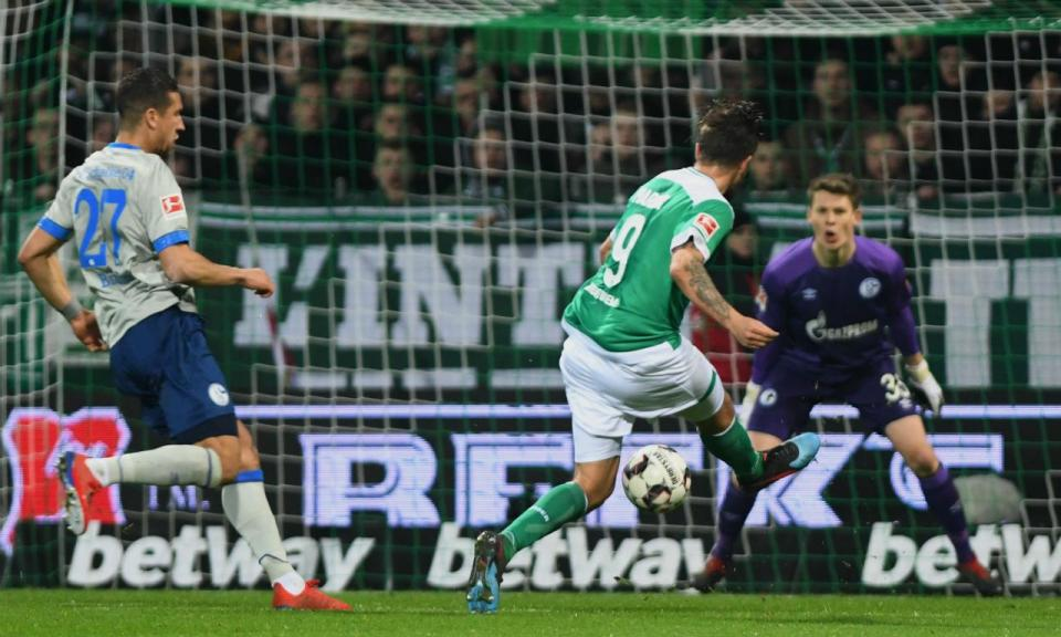 Alemanha: Werder Bremen prolonga série negra do Schalke 04