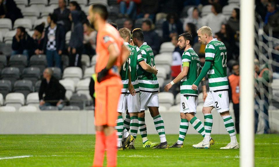 Sporting antecipa 65 milhões de receita do contrato com a NOS