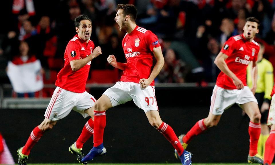 Liga Europa: Benfica-Dinamo Zagreb, 3-0 a.p. (destaques)