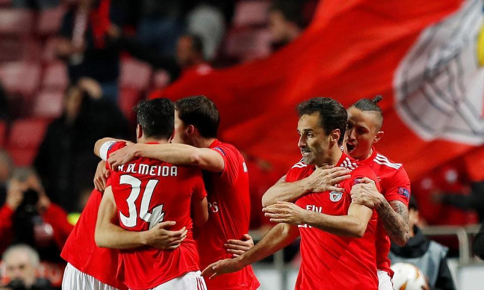 Liga Europa: Benfica-Dinamo Zagreb, 3-0 a.p. (crónica)