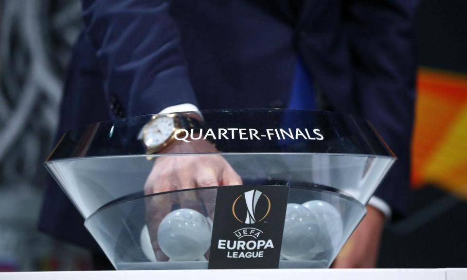 Liga Europa: Eintracht Frankfurt «feliz» com o sorteio