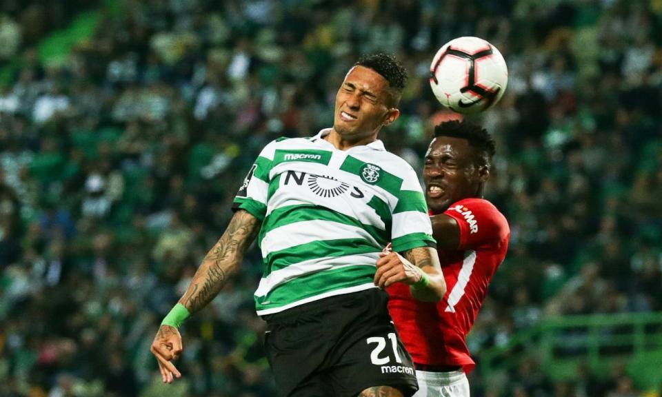 Sporting-Santa Clara, 1-0 (resultado final)