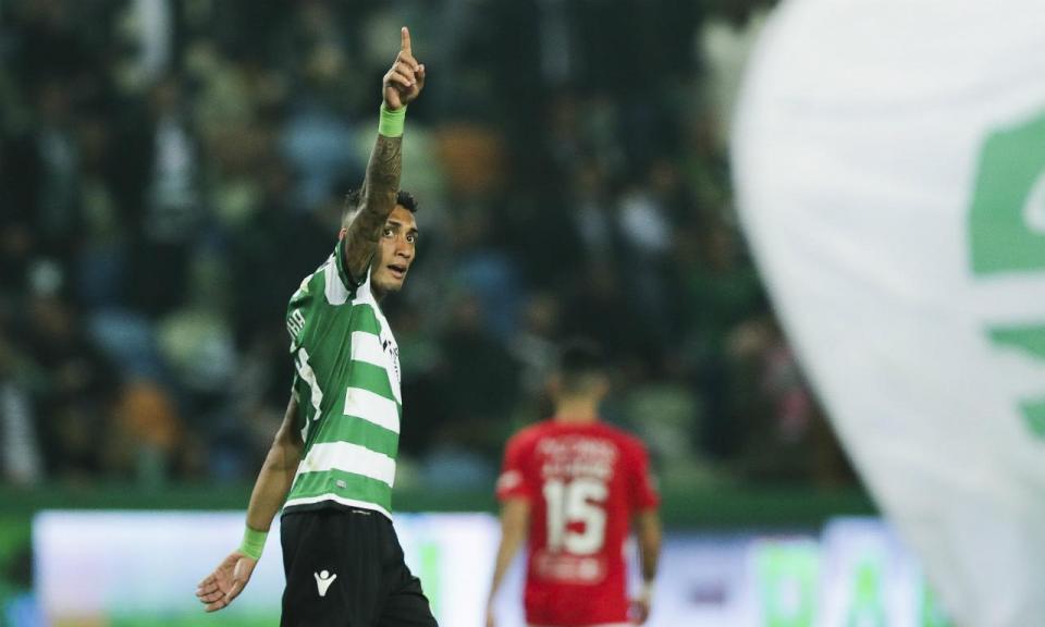 Sporting-Santa Clara, 1-0 (crónica)
