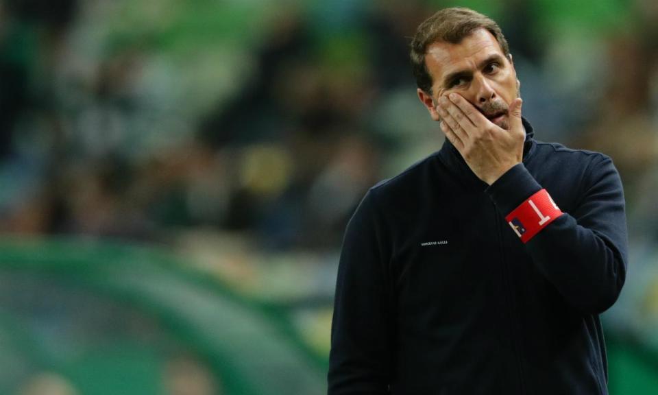 «O Sporting teve mais remates, mas o Santa Clara teve melhores ocasiões»