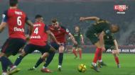 Vídeo: resumo da vitória do Mónaco, com um golaço de Vinícius